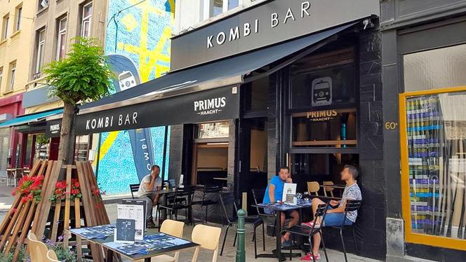 Aperçu de l'extérieur - Kombi Bar, Brussels