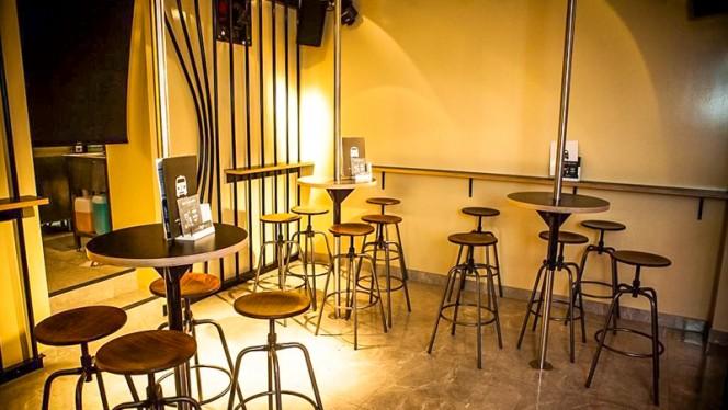 Aperçu de l'intérieur - Kombi Bar, Brussels