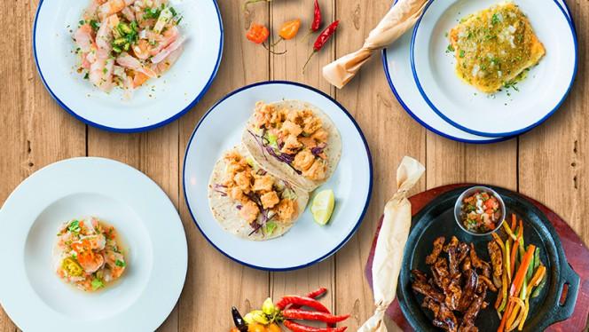 Sugerencia del chef - Chilangos, Barcelona