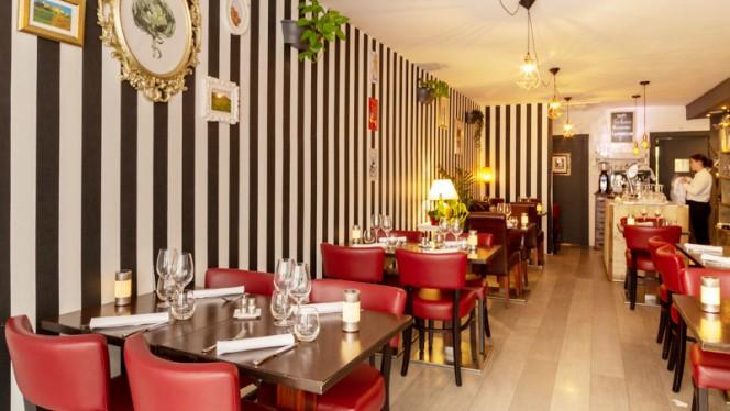 Het restaurant - La Fenice Italiaans Restaurant, Den Haag