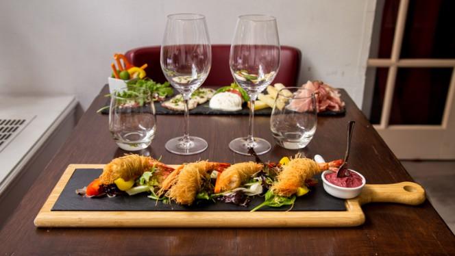 Suggestie van de chef - La Fenice Italiaans Restaurant, Den Haag