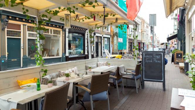 Terras - La Fenice Italiaans Restaurant, Den Haag