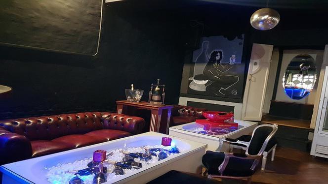 Lounge - La Table de François, Liège