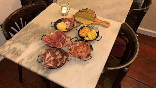 Sugestão do chef - Broa Petisco Bar, Lisboa