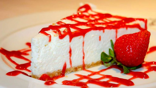 Cheesecake - Al Vecchio Porco, Milano