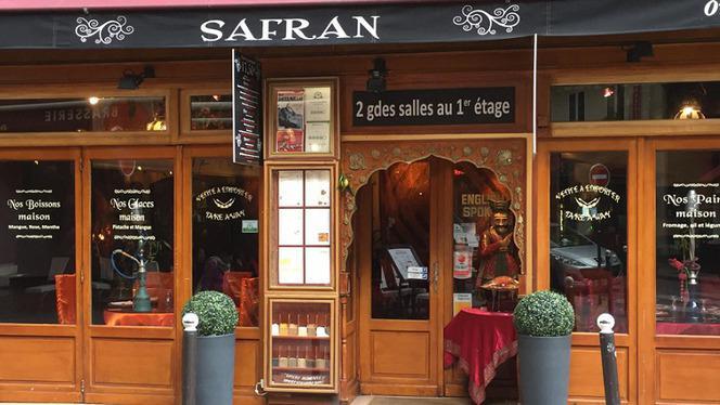 Devanture - Safran, Paris