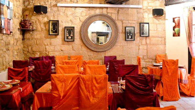 Vue de la salle - Safran, Paris