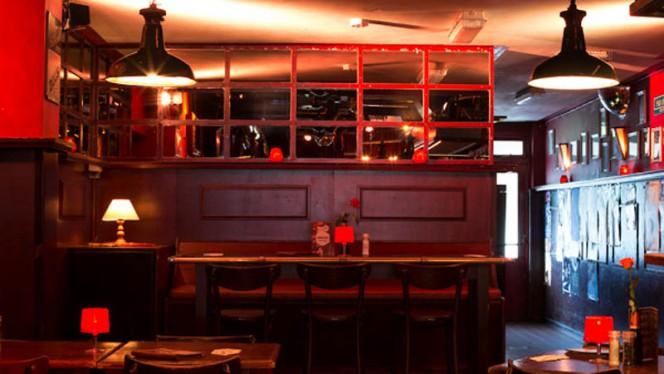 Het restaurant - Brandpunt, Tilburg