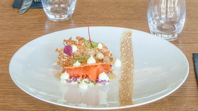 Suggestion de plat - Bolero - Bistronomique, Versoix