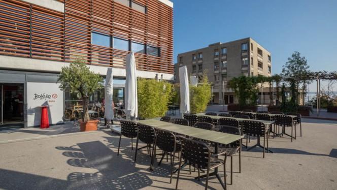 Terrasse - Bolero - Bistronomique, Versoix