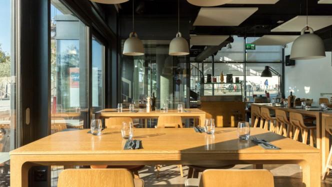 Vue de la salle - Bolero - Bistronomique, Versoix