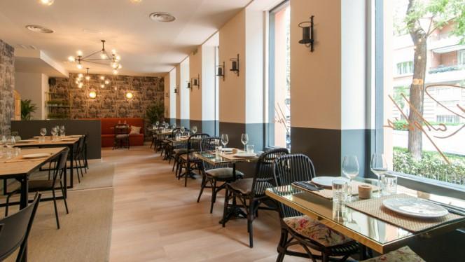 Comedor - Ralph's Madrid, Madrid