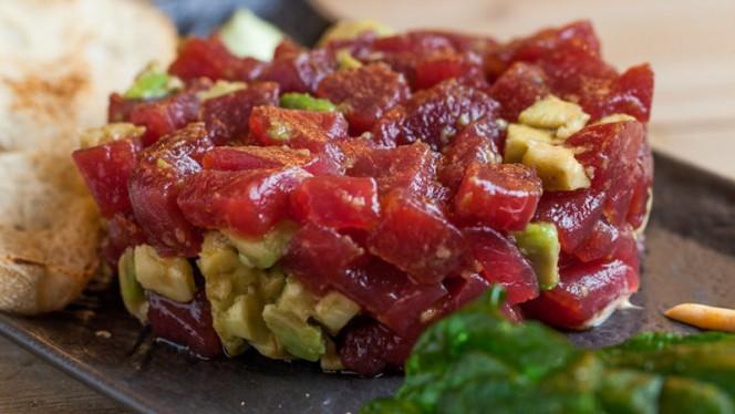 Tartar de Atún Rojo - Ralph's Madrid, Madrid