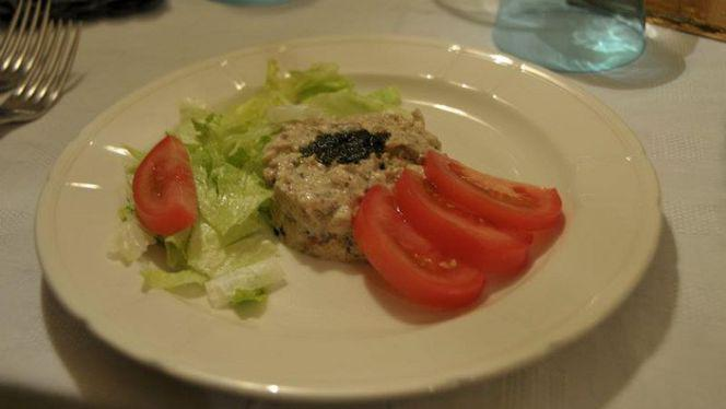 Suggerimento dello chef - Ristorante Soraya, Genova