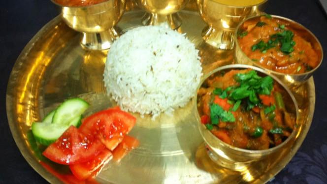 suggestie van de chef - Himalayan Kitchen, Amsterdam