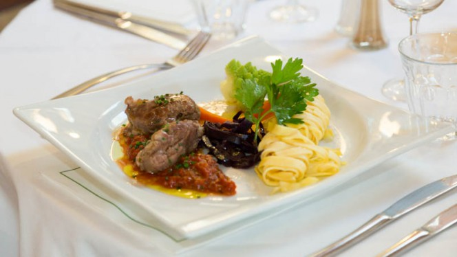 Suggestion du Chef - La Campagne d'Olivier, Tassin-la-Demi-Lune