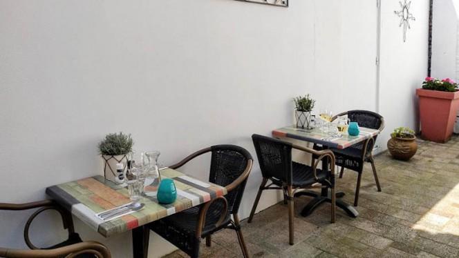 Het restaurant - LaSalle, Den Haag