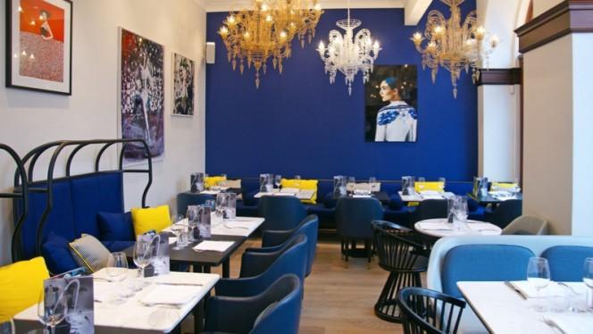 Restaurant côté lac - Arthur's, Genève