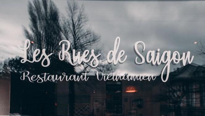 Devanture - Les Rues de Saigon, Lausanne
