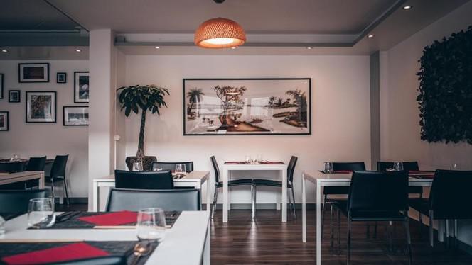 La salle - Les Rues de Saigon, Lausanne