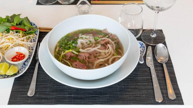 Suggestion du Chef - Les Rues de Saigon, Lausanne