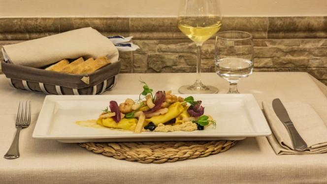 Piatto - Taverna Antonina, Rome