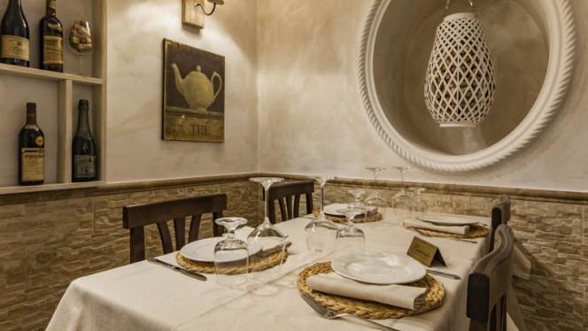 Sala - Taverna Antonina, Rome