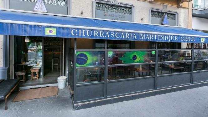 Entrata - Martinique grill, Milan