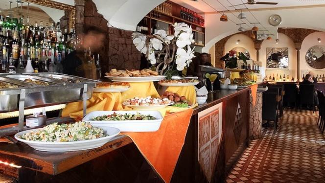 buffet - El Beverin, Milan