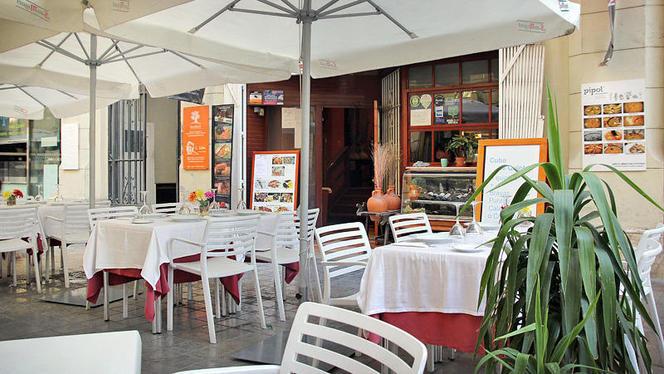 vista terraza - Pipol Asador, Valencia