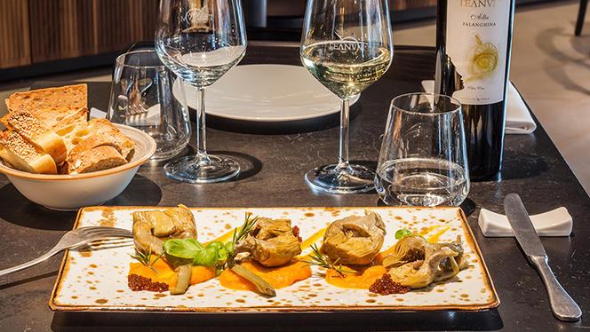 Proposta dello chef - Cantine Milano, Milan