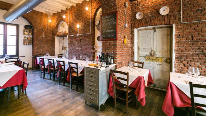 Location - Osteria Della Via Appia Ferrucci, Milan