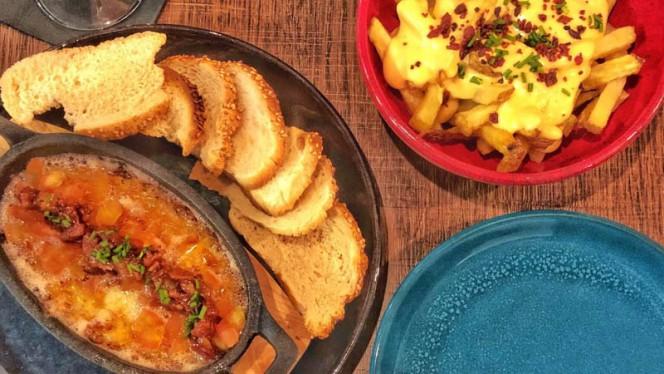 Sugestão do chef - Marianus Hamburgueria Artesanal, Porto
