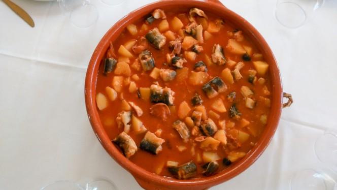 All i pebre con patatas Racó de les Eres - Racó de les Eres, Valencia