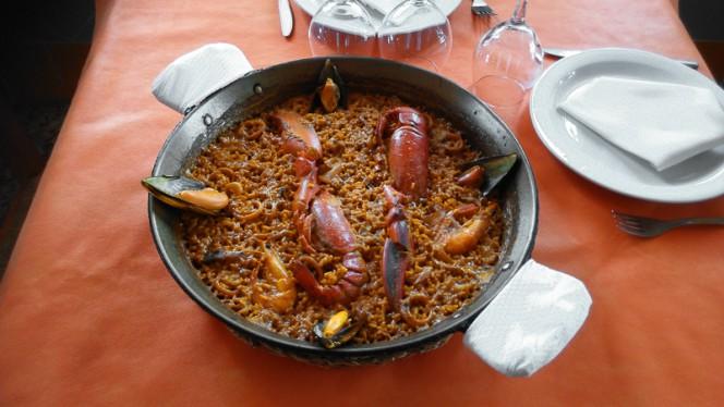Paella de Bogavante - Racó de les Eres, Valencia