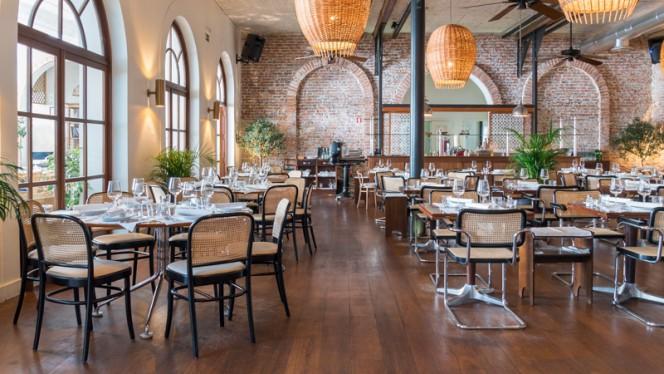 Sala - Flow restaurant & bar, Porto