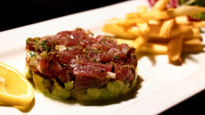 Sugerencia del chef - Aranjuez Steak House, Madrid