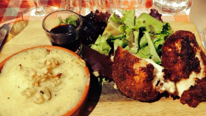 Suggestion du chef - Marengo Bistroquet, Marseille