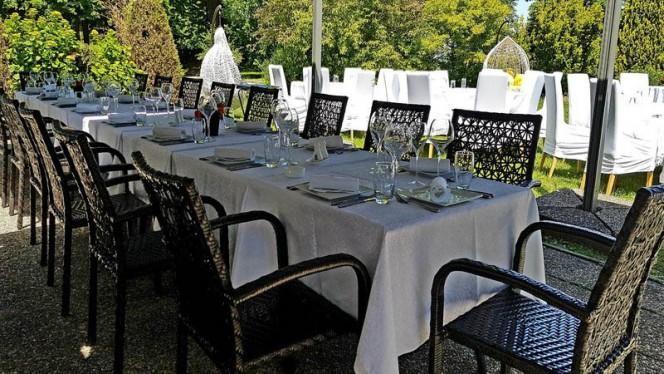 Terrasse - Le Marignac,