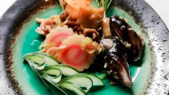 Sugestão do chef - Sushinow - Conceito Traditional a La Carte, Lisboa