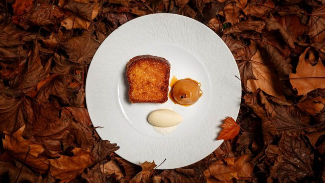 Suggestion du Chef - Buerehiesel - Eric Westermann, Strasbourg