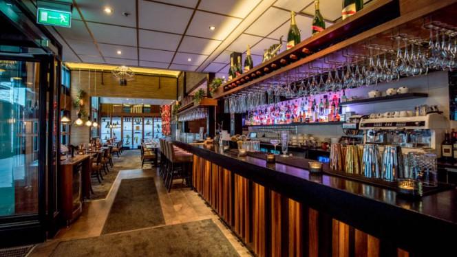 Rum - Restaurang Orkidé, Stockholm