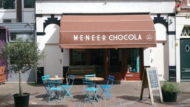 Restaurant - Meneer Chocola, Den Haag
