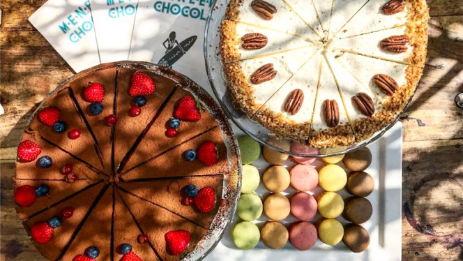 Suggestie van de chef - Meneer Chocola, Den Haag