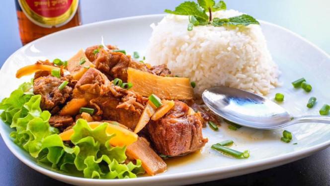 Spécialité du Chef - CambodgEat, Bordeaux