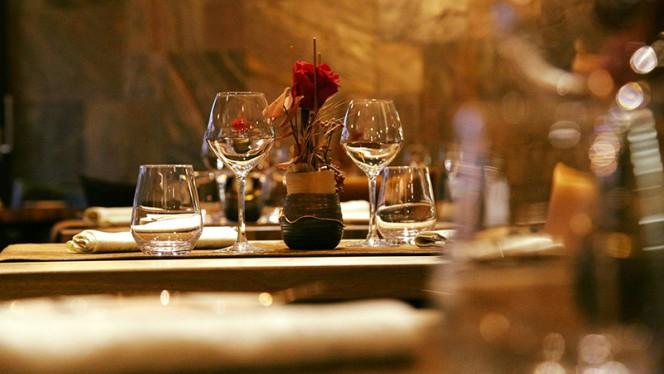 Vue de la salle - 1820 Restaurant & Cocktails Bar, Montreux