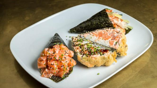 Sugestão do chef - Edo Sushi Alvalade, Lisboa