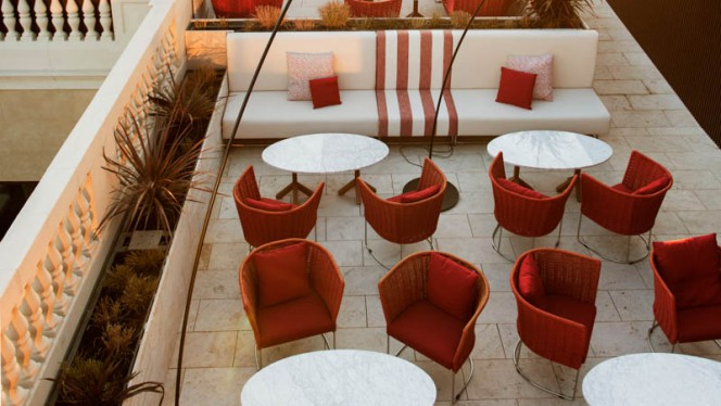 Terraza - Azimuth Rooftop Terrace and Lounge, Barcelona