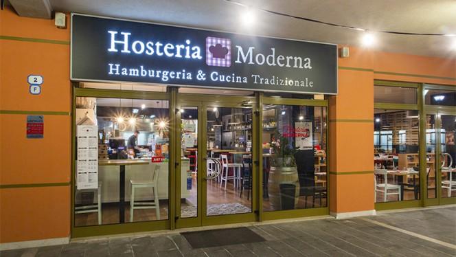 Entrata - Hosteria Moderna Padova, Padova