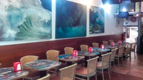 Twins Cafe Restaurant, Rome